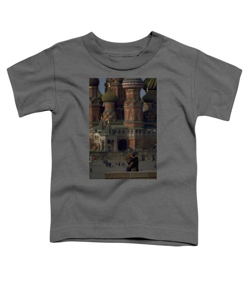 From Russia With Love Toddler T-Shirt