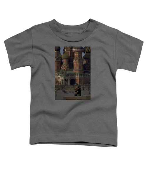 Toddler T-Shirt featuring the photograph From Russia With Love by Travel Pics