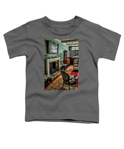 From The Past Toddler T-Shirt