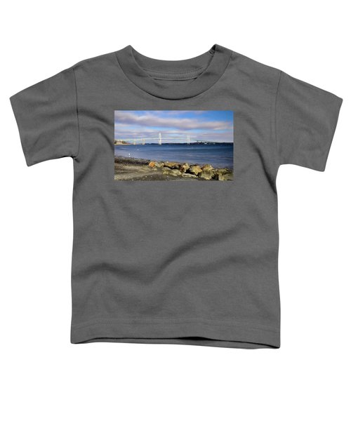 From The Shores Of Jamestown Toddler T-Shirt