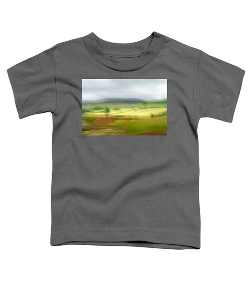 heading north of Yorkshire to Lake District - UK 1 Toddler T-Shirt