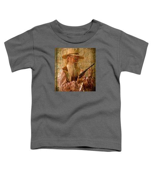 Frontiersman Toddler T-Shirt