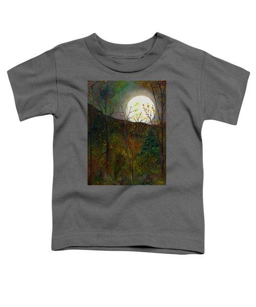 Frost Moon Toddler T-Shirt