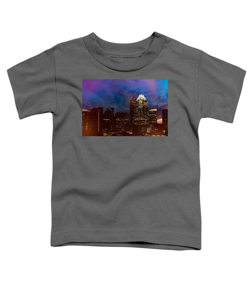 Frost Tower Toddler T-Shirt
