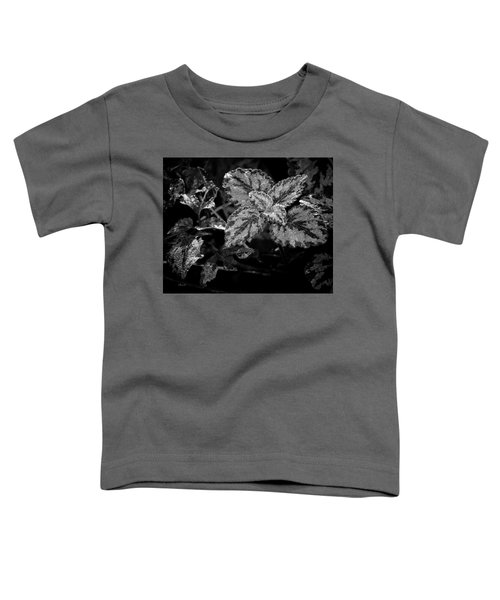 Frosted Hosta Toddler T-Shirt