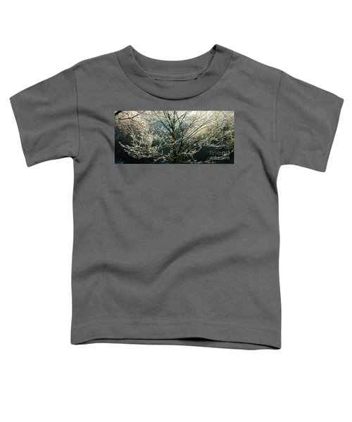 Frosted Trees Toddler T-Shirt