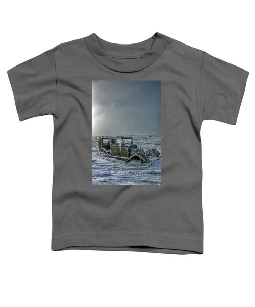 Frozen In Time Toddler T-Shirt