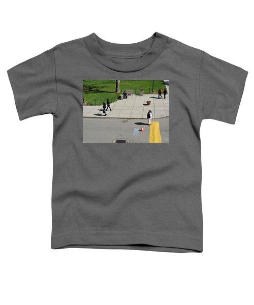 Frozen Lines Toddler T-Shirt