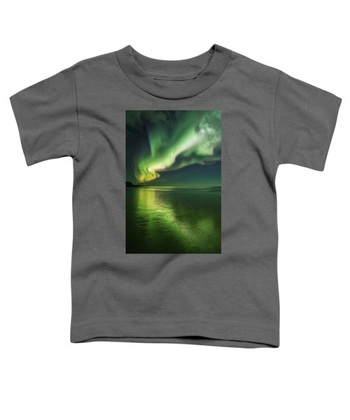 Frozen Reflection Toddler T-Shirt