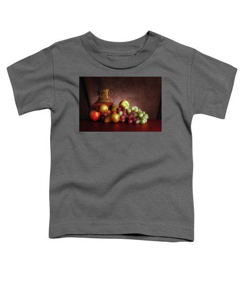 Fruit With Vase Toddler T-Shirt