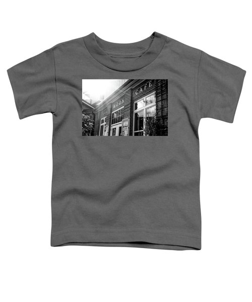 Full Moon Cafe Toddler T-Shirt