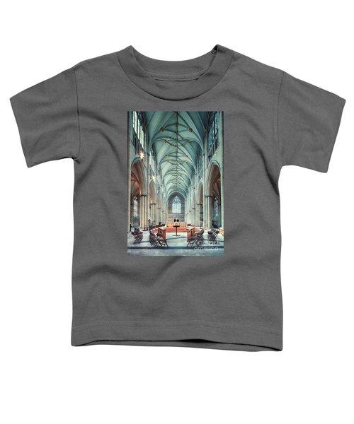 Full Of Faith Toddler T-Shirt