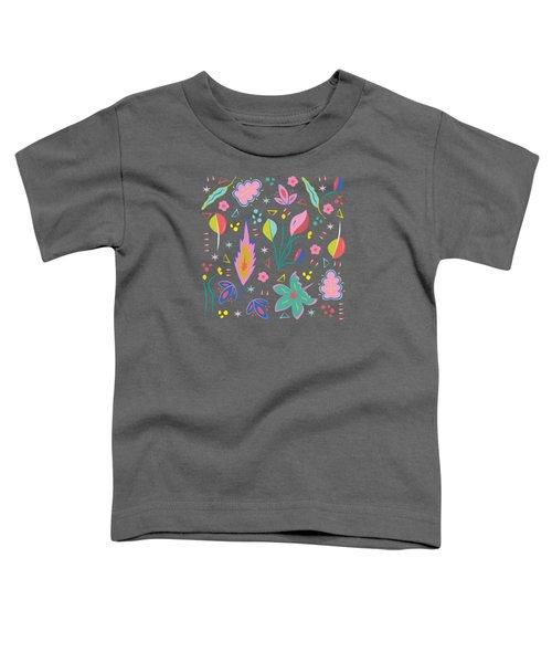 Fun In The Garden Toddler T-Shirt