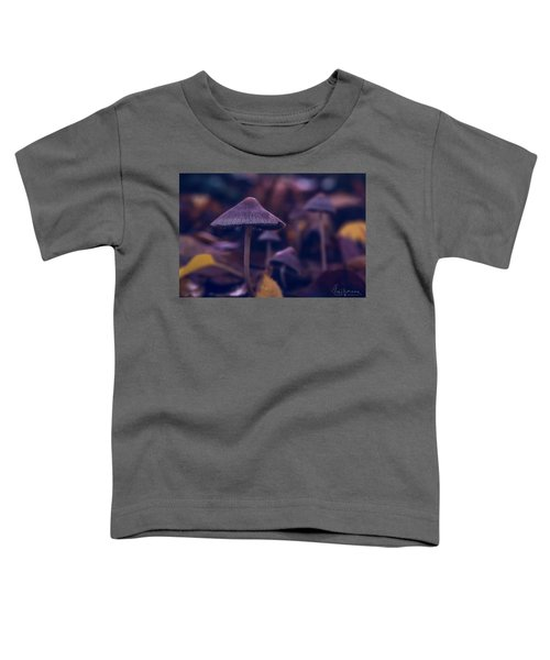 Fungi World Toddler T-Shirt