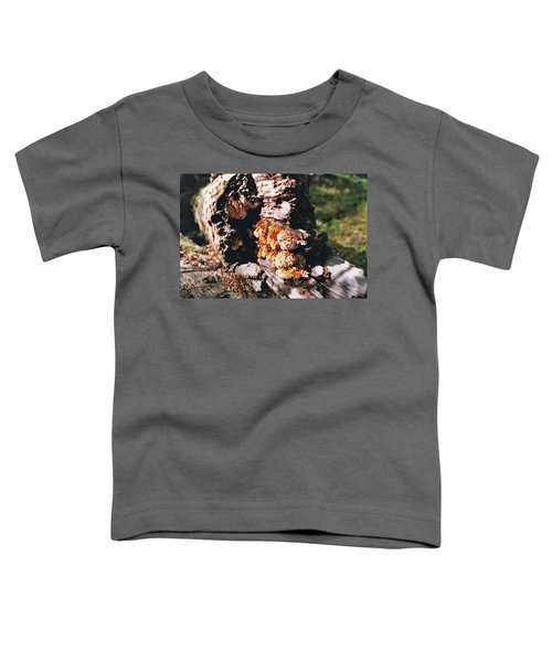 Fungus Is Beautiful Toddler T-Shirt