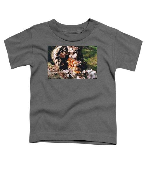 Fungus Is Beautiful Toddler T-Shirt