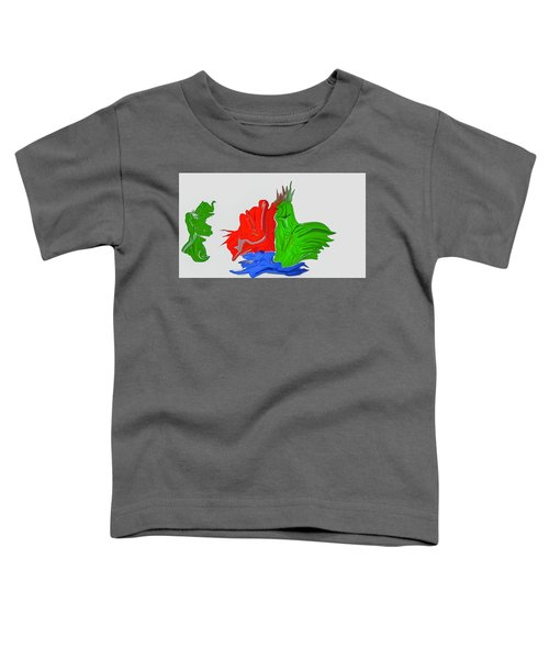 Funny Figures #h7 Toddler T-Shirt