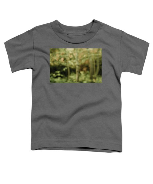 Fuzzy Vision Toddler T-Shirt