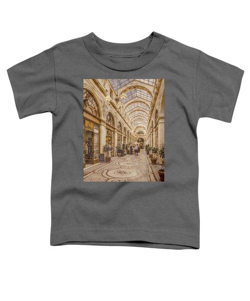 Paris, France - Galerie Vivienne Toddler T-Shirt
