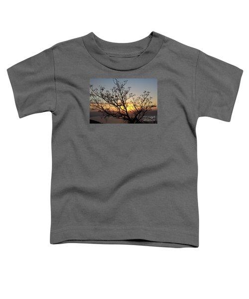 Galilee Sunset Toddler T-Shirt