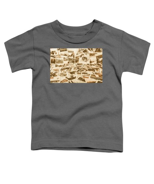 Gallery Of Old Landscape And Antique Places Toddler T-Shirt
