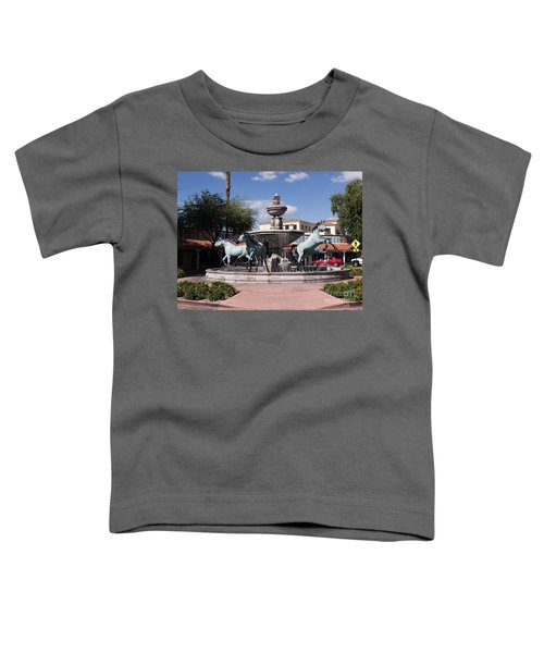 Horses With Vitality And Charm Toddler T-Shirt