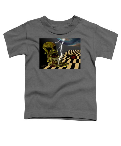 Game Over Toddler T-Shirt