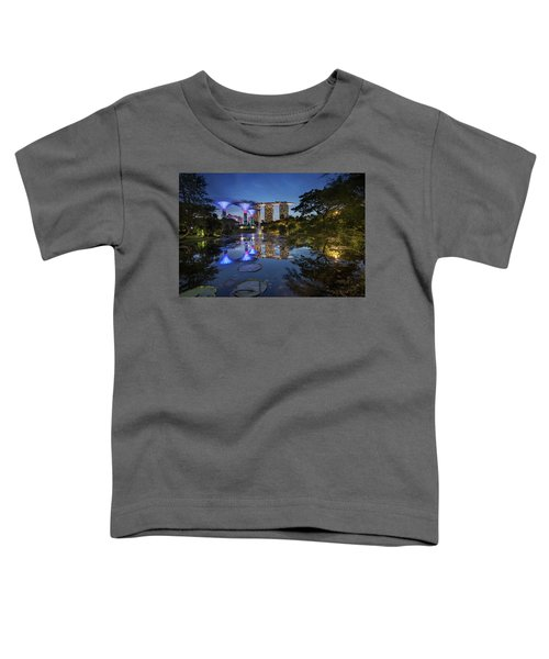 Garden By The Bay, Singapore Toddler T-Shirt