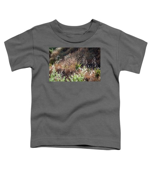 Garden Contre Jour Toddler T-Shirt