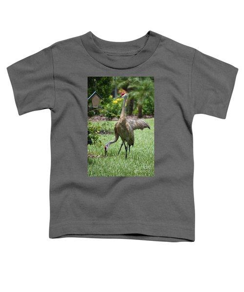 Garden Sandhills Toddler T-Shirt