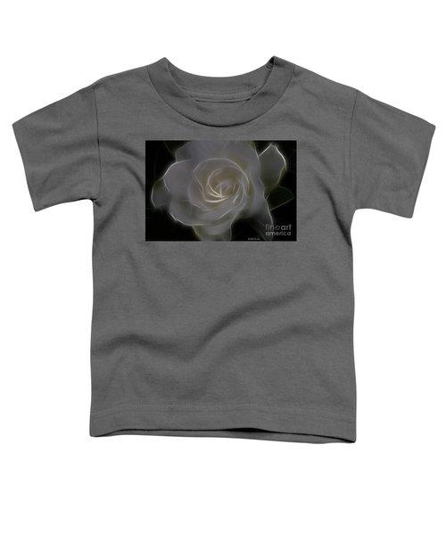 Gardenia Blossom Toddler T-Shirt