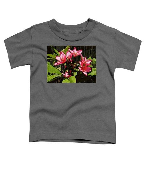 Gardren Joy Toddler T-Shirt by Winsome Gunning
