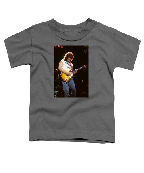 Gary Richrath Of Reo Speedwagon Toddler T-Shirt
