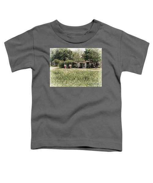Gas 25 Cents Toddler T-Shirt