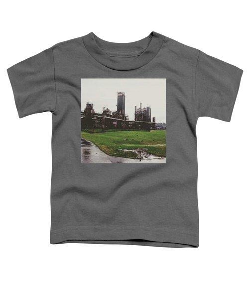 Gasworks Park Toddler T-Shirt