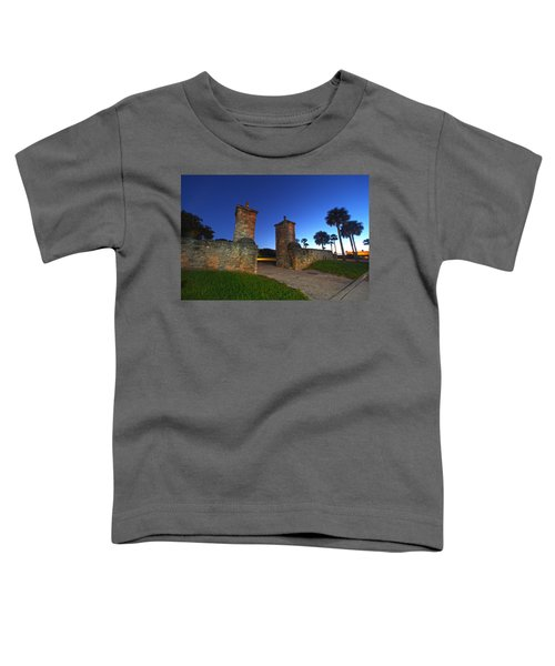 Gates Of The City Toddler T-Shirt