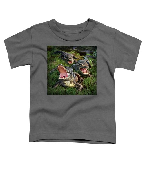 Gator Aid Toddler T-Shirt
