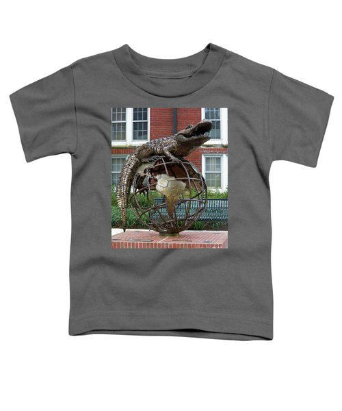 Gator Ubiquity Toddler T-Shirt
