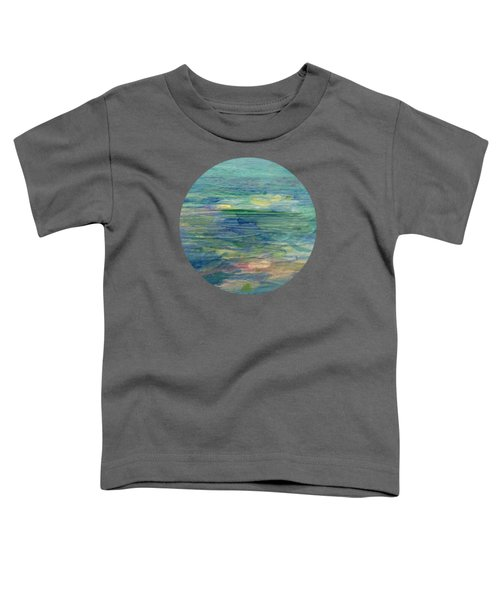 Gentle Light On The Water Toddler T-Shirt
