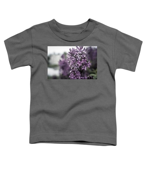 Gentle Spring Breeze Toddler T-Shirt