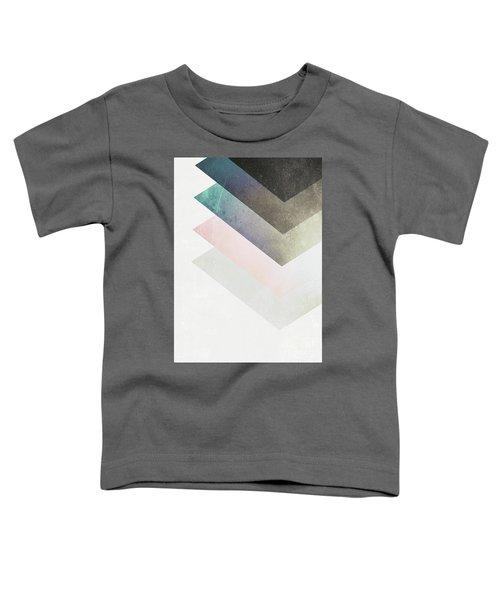 Geometric Layers Toddler T-Shirt