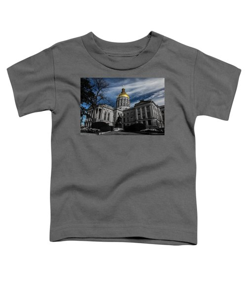 Georgia State Capital Toddler T-Shirt