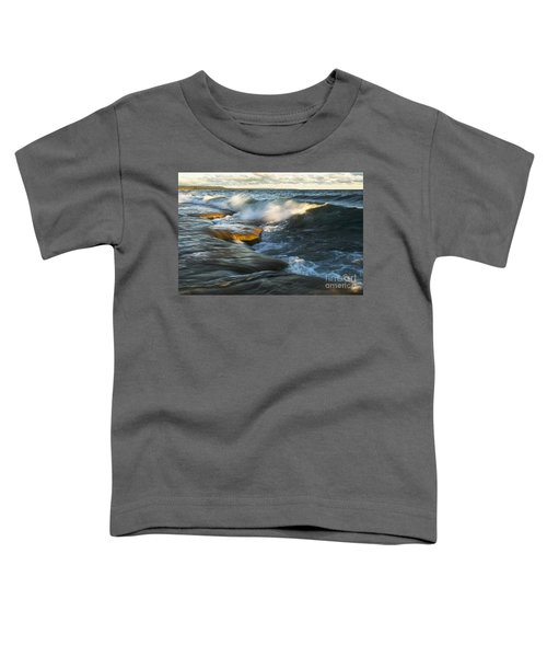 Georgian Bay Sunrise Toddler T-Shirt