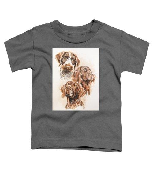 German Pointer Toddler T-Shirt