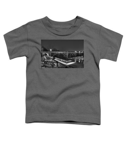 Gervais Street B-w Toddler T-Shirt