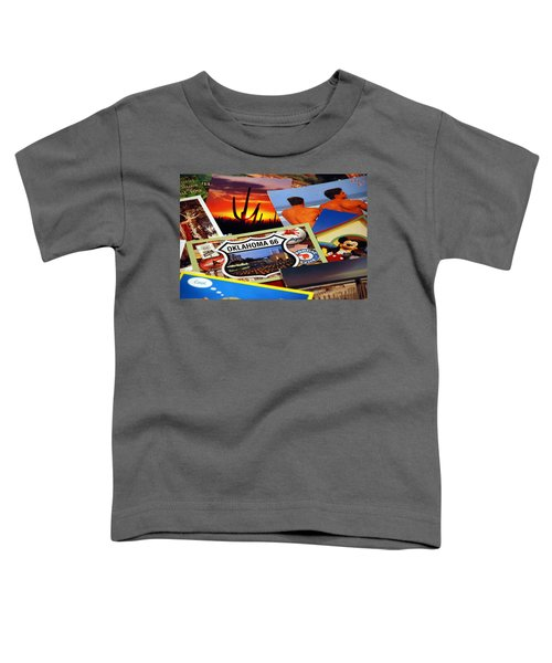 Get Your Kicks... Toddler T-Shirt
