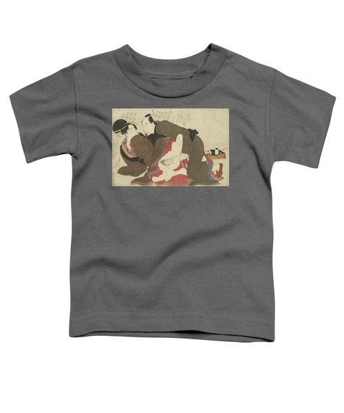 Getrouwde Man En Weduwe Toddler T-Shirt