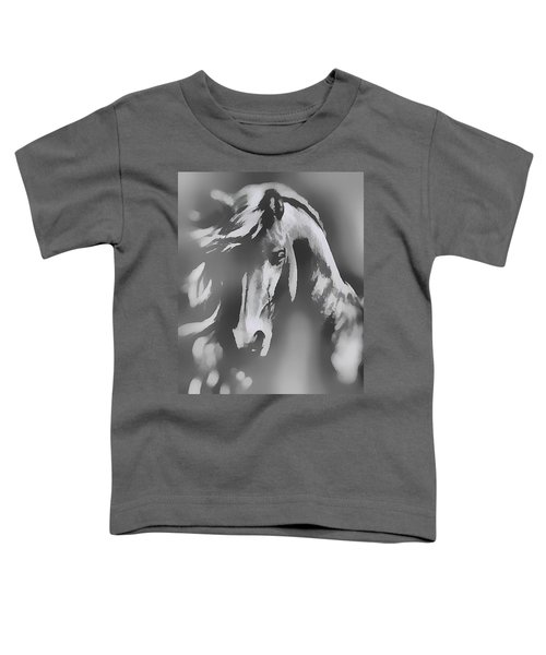 Ghost Horse Toddler T-Shirt