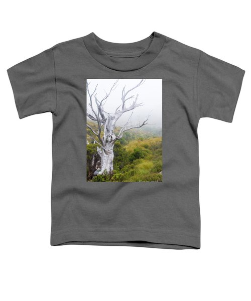 Toddler T-Shirt featuring the photograph Ghost by Werner Padarin