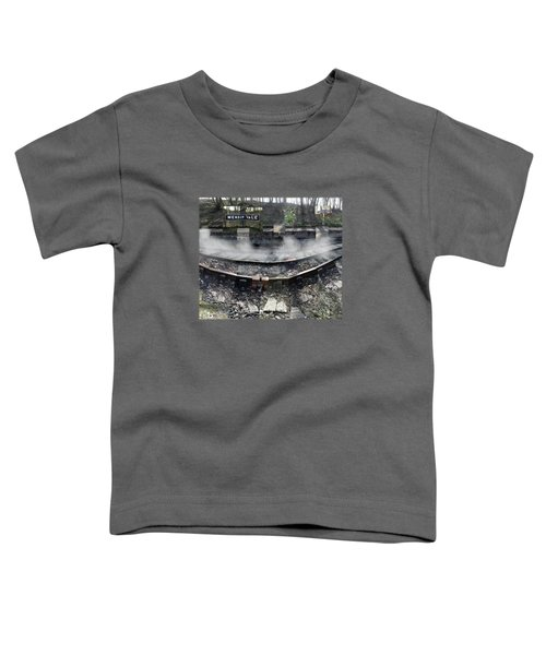 Ghosts Of A Railway Toddler T-Shirt
